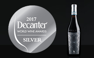SILVER MEDAL IN DECANTER WORLD WINE AWARDS 2017